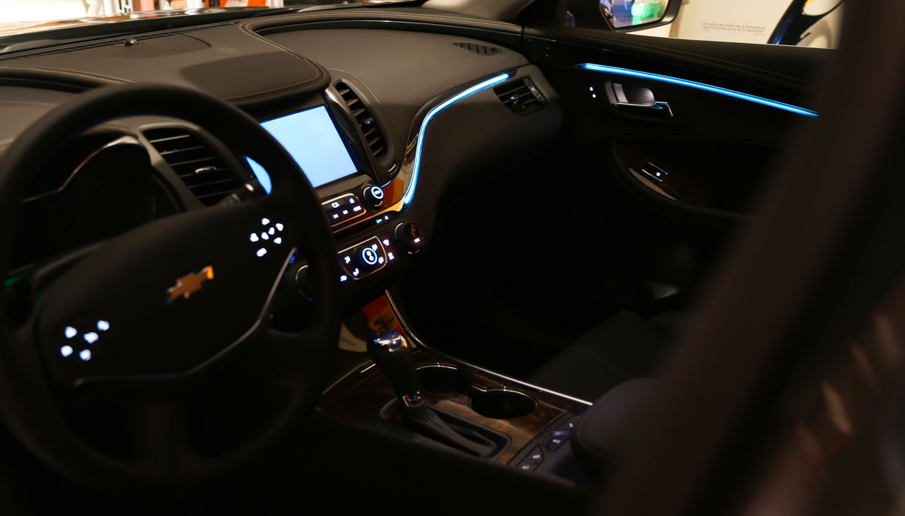2014 chevrolet impala lt review don wheaton blog. Black Bedroom Furniture Sets. Home Design Ideas